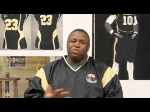 Grizzly Coach Lamanzer Williams