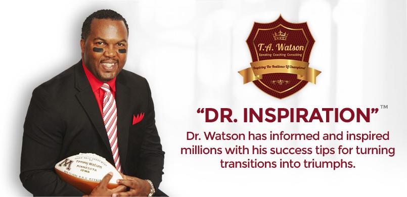 T.A.Watson - Dr. Inspiration