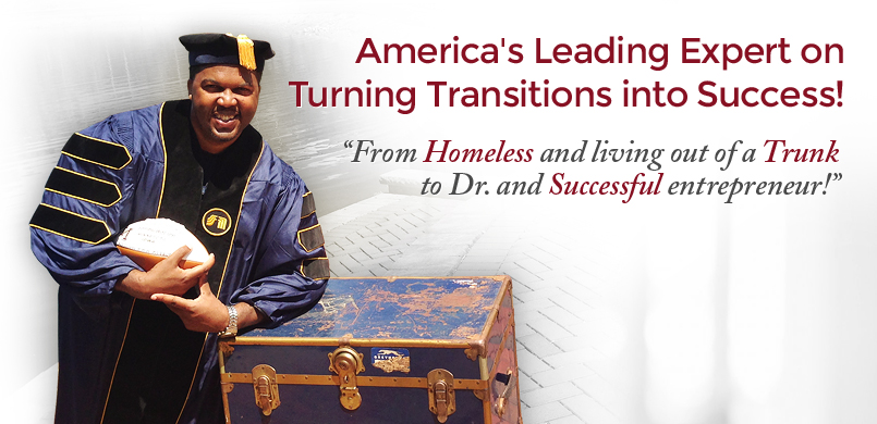 T. A. Watson - America's Leading Expert on Turning Transitions into Success
