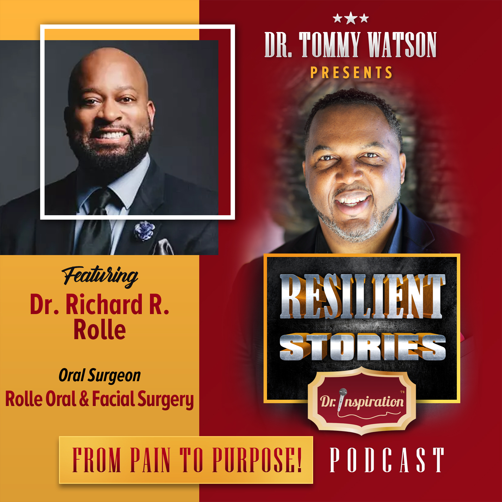 Dr. Tommy Watson